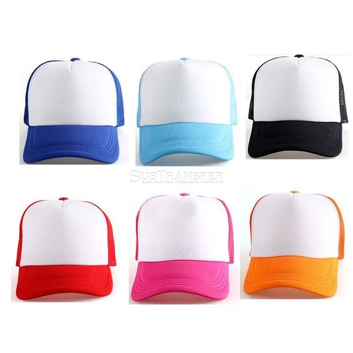 Sublimation Mesh Cap