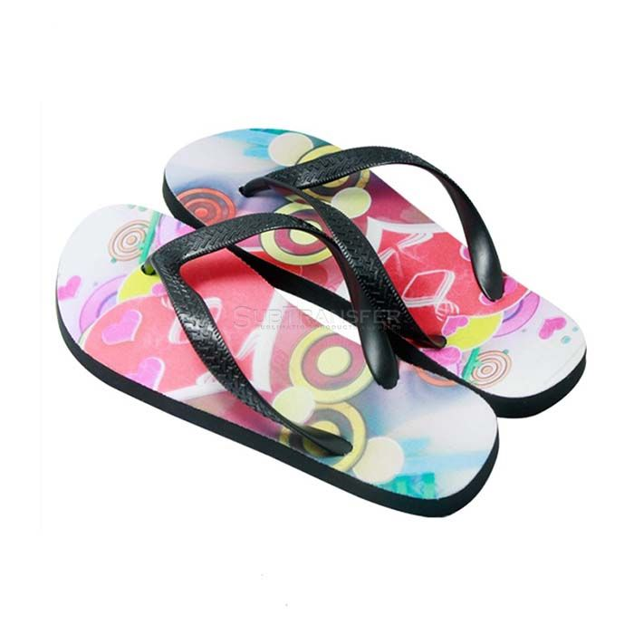 Sublimation Flip Flops For Adults and Children
