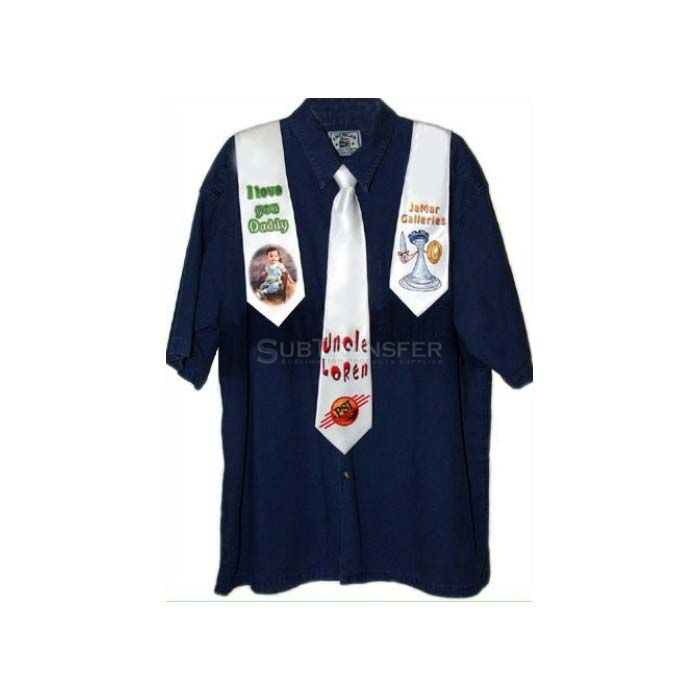 Sublimation Tie for Adult