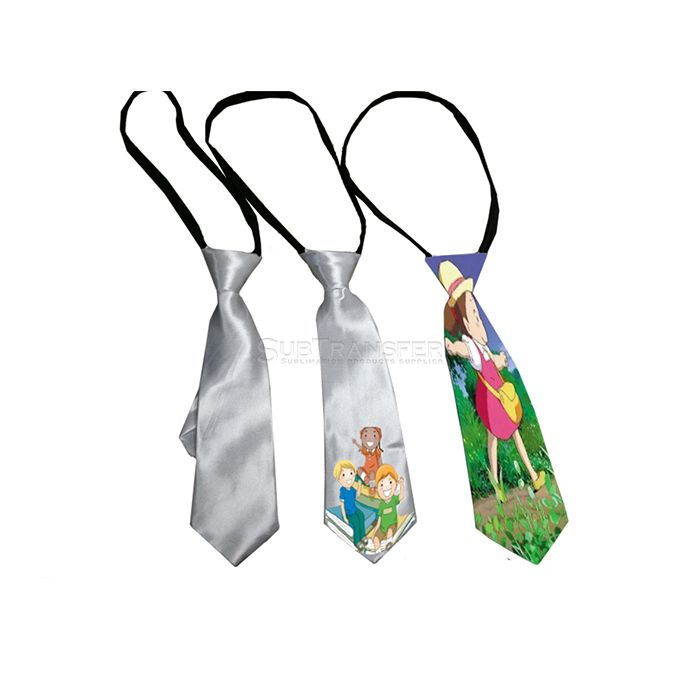 Sublimation Tie for Kids