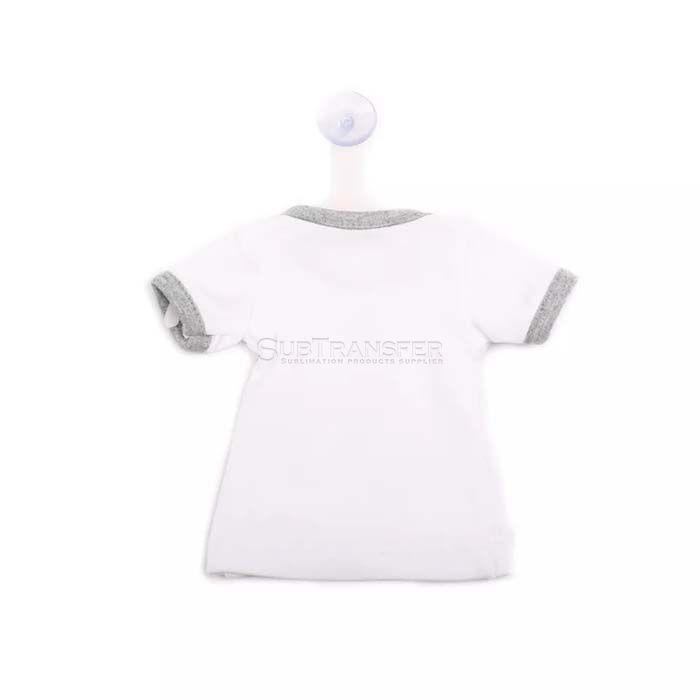 Sublimation Mini T-shirt