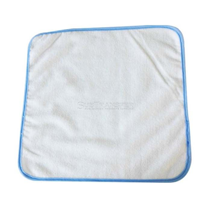 Sublimation Towel with color edge