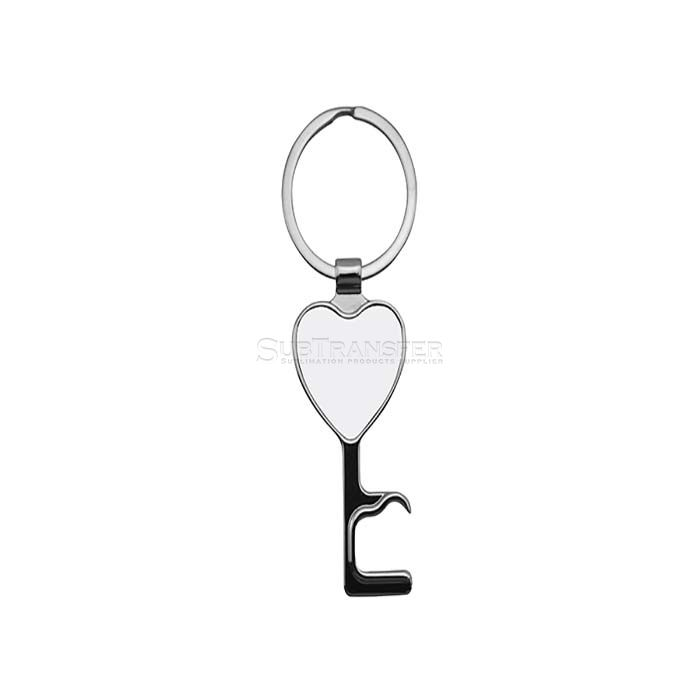 Sublimation Multifunctional Bottle Opener With Mobile Stand