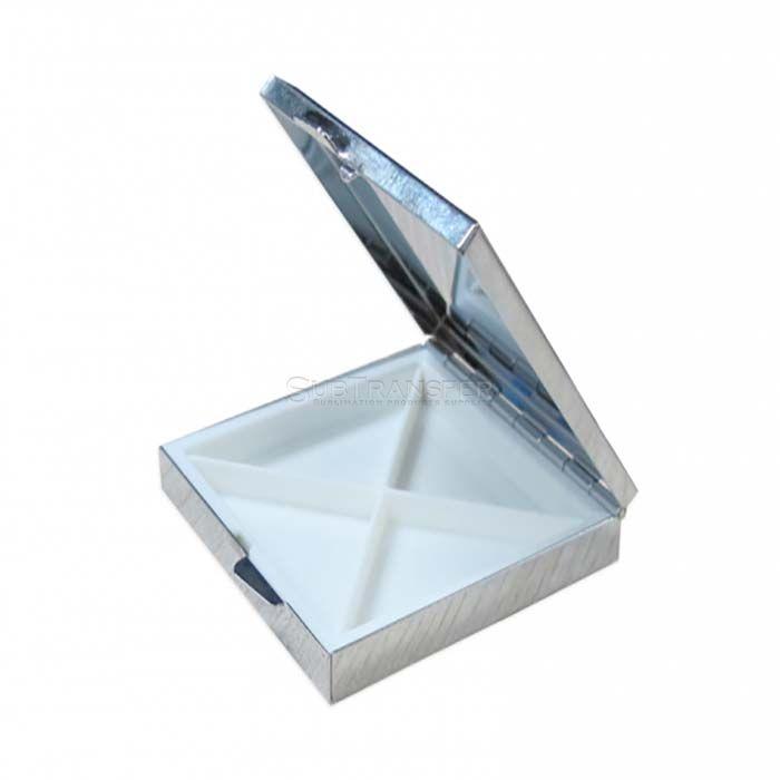 Subllimation Pill Box Square Shape