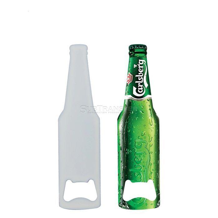 Sublimation White Bottle Opener