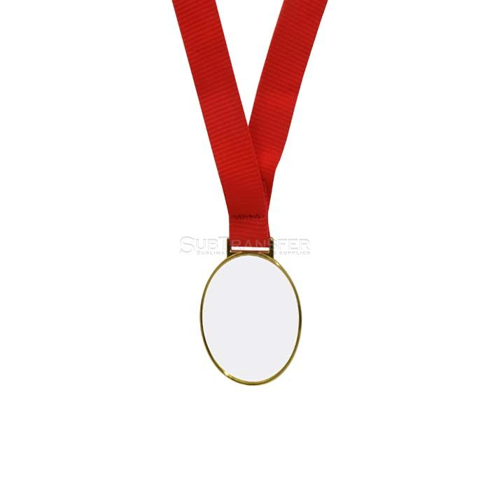 Sublimation Medal Gold