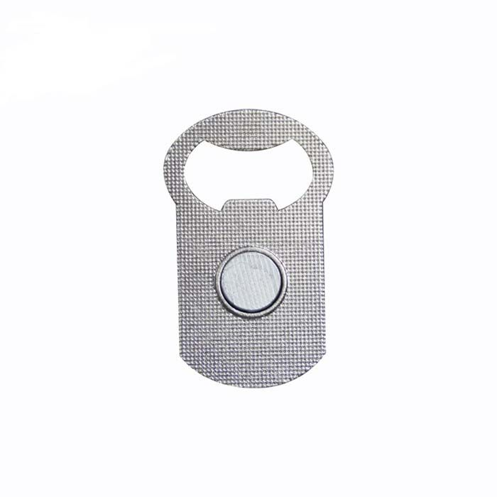 Sublimation Bottle Opener With Magnet