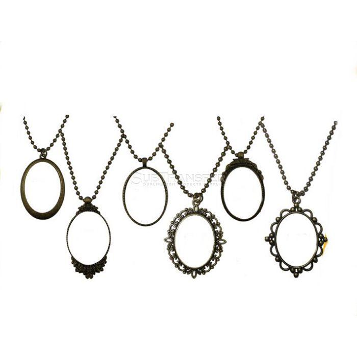 Sublimation Necklaces