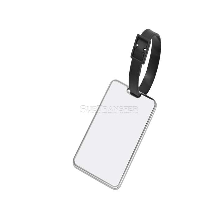 Sublimation Metal Luggage Tag(5*8cm)