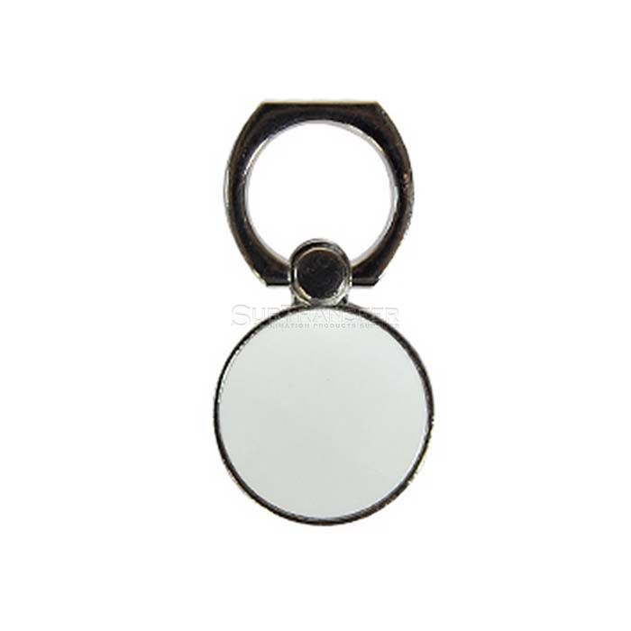 Sublimation Mobile Ring Buckle Round Shape