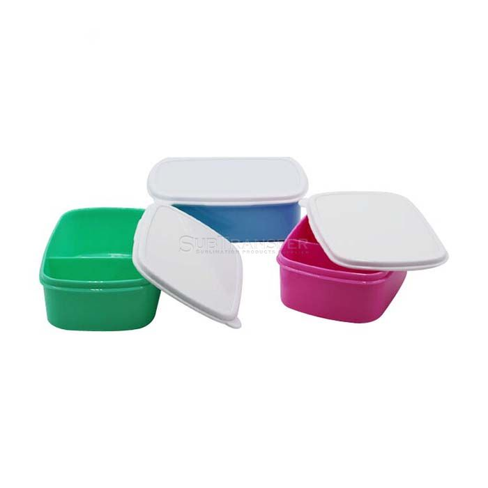 Blank Sublimation Lunch Box
