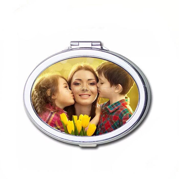 Oval Sublimation Mirror