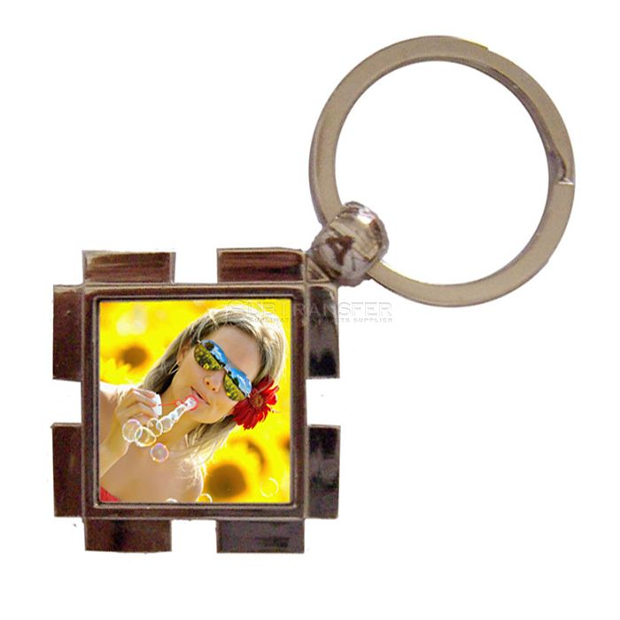 Sublimation Metal Keychain A22