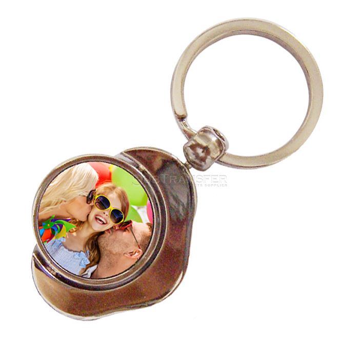 Sublimation Metal Keychains A28