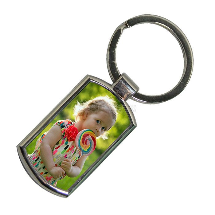 Sublimation Key Ring A88