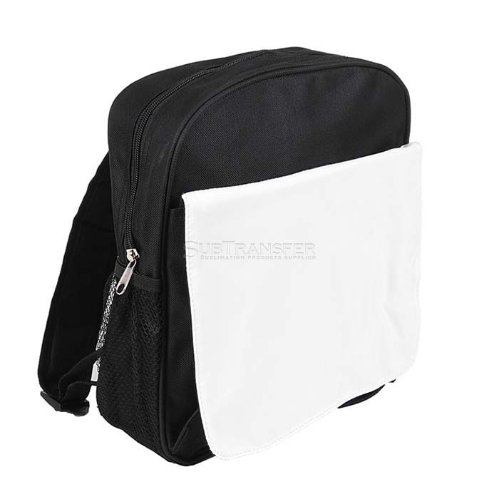 Sublimation Children Bag Black