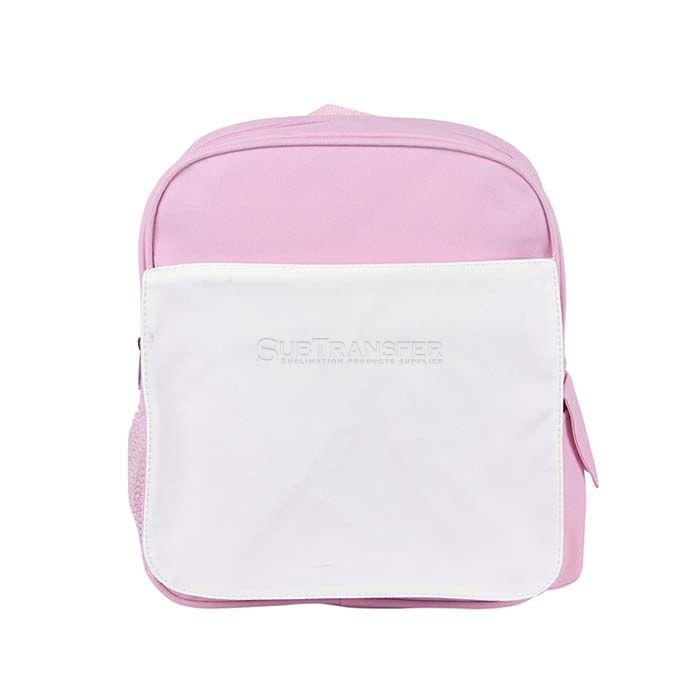 Sublimation Backpack Pink