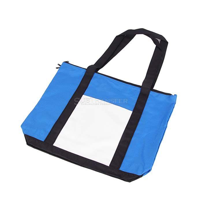 Sublimation Mummy Bag Blue