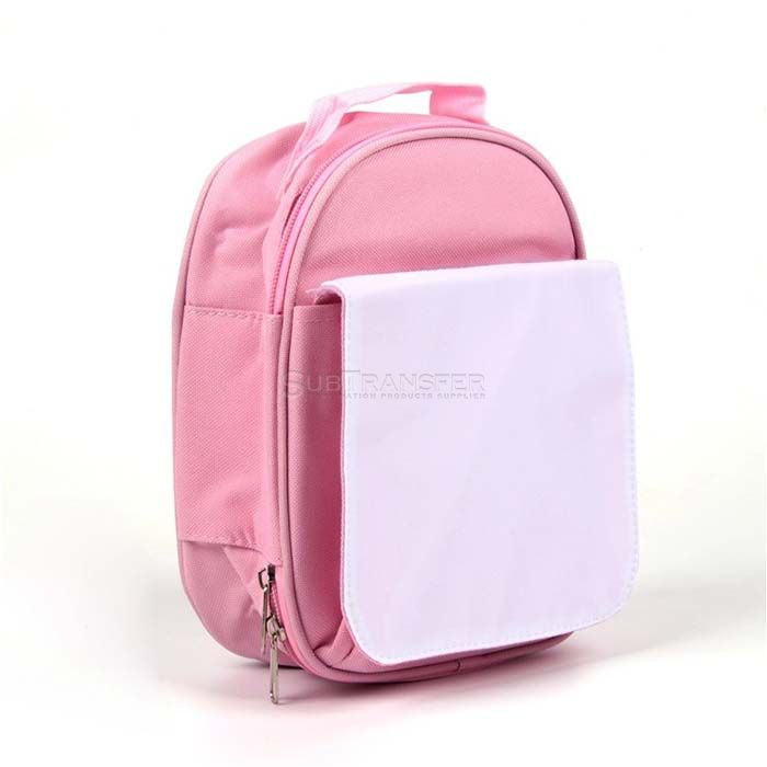 Sublimation Lunch Bag Pink