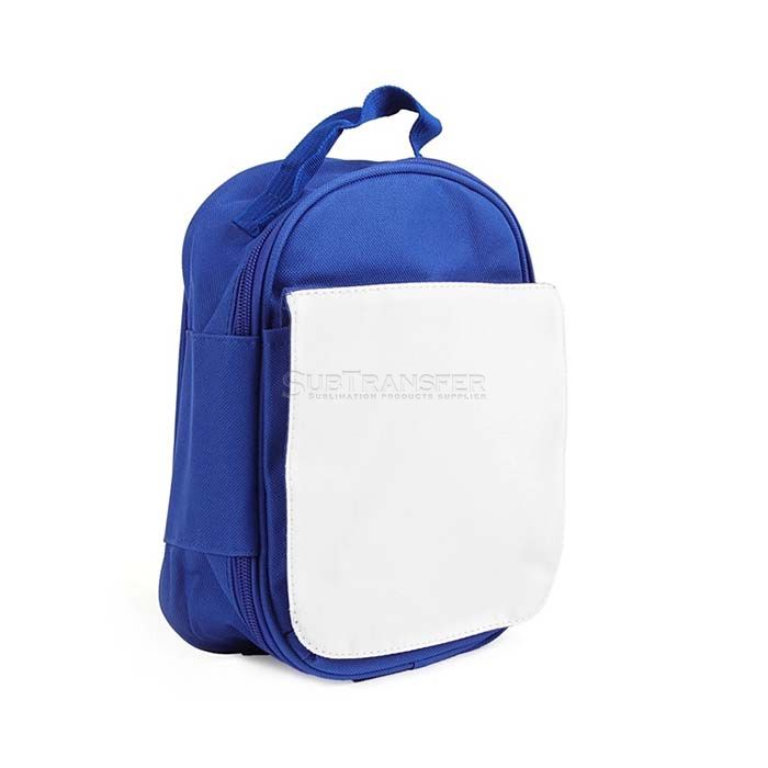 Sublimation Lunch Bag Blue