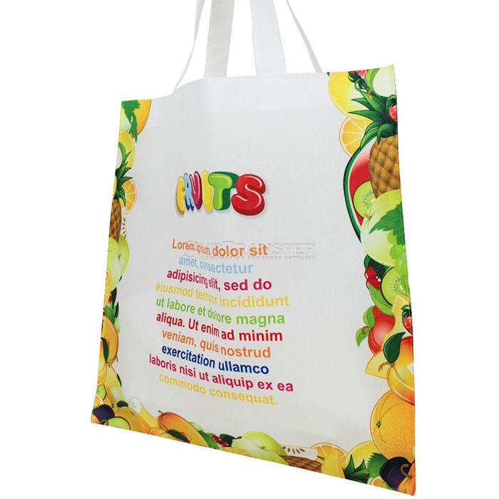Sublimation None woven Bag A3