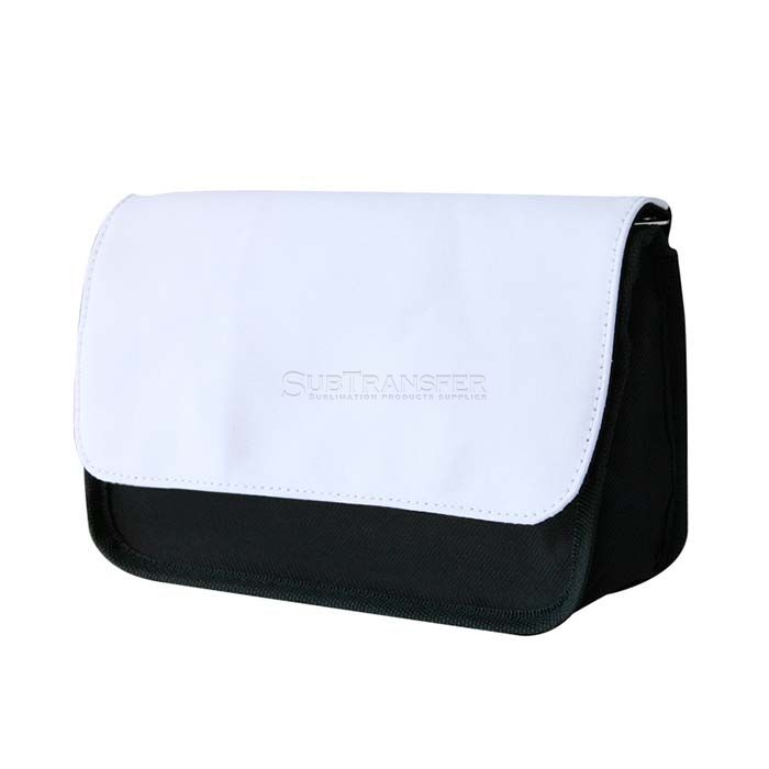 Sublimation Cosmetic Bag Black Color
