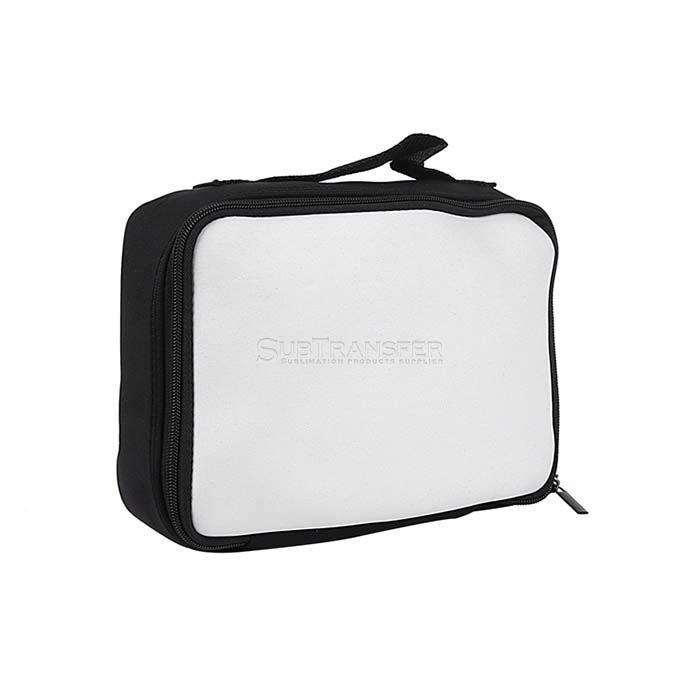 Sublimation Lunch Bag Black