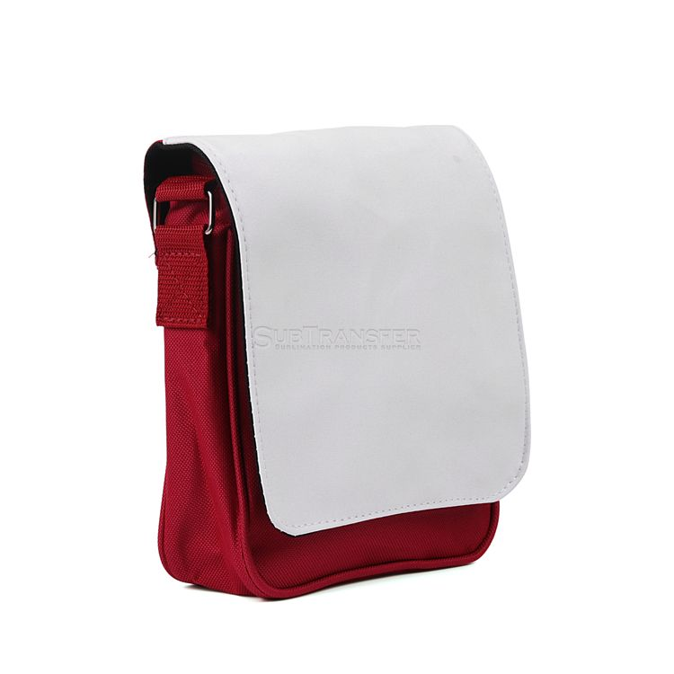 Sublimation Shoulder Bag Red Color
