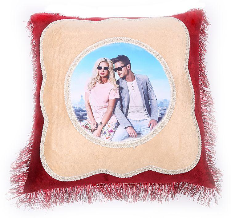 Sublimation Luxury Pillow Case