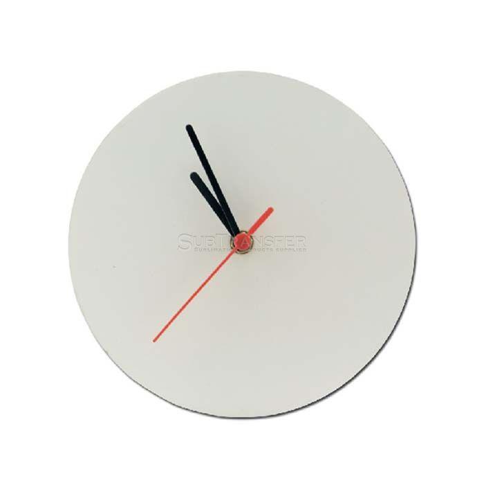 Sublimation MDF Clock 20cm