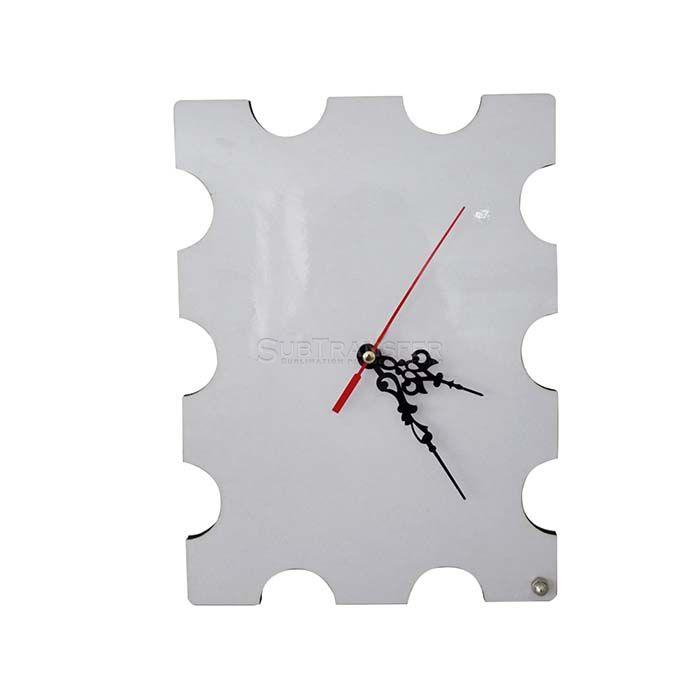 Sublimation MDF Hardwood Wall Clock