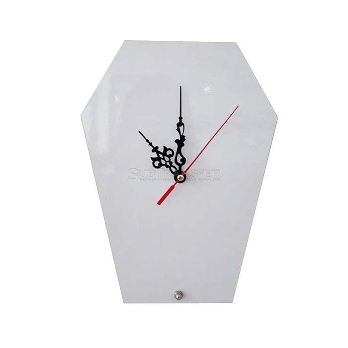 Sublimation Blank MDF Hardwood Wall Clock