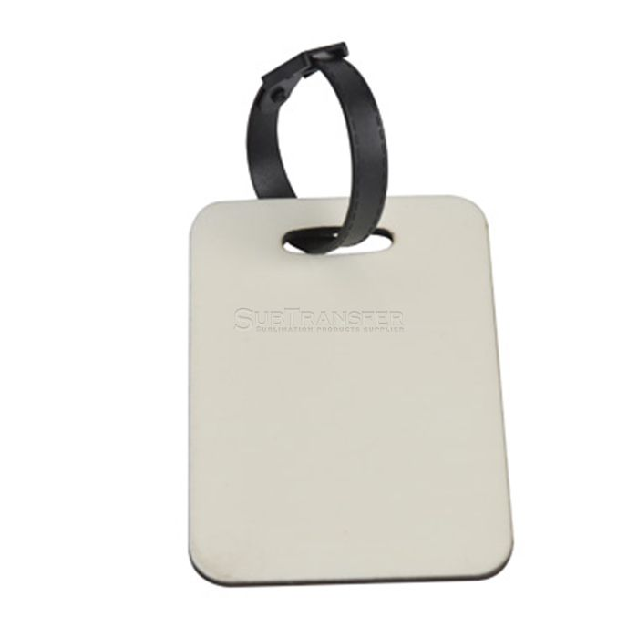 Sublimation MDF Luggage Tag