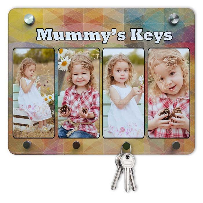 Sublimation Key Hanging Board SB351