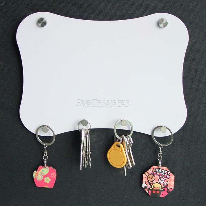 Sublimation Key Hanging Board SB352