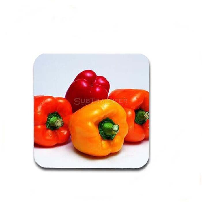 Sublimation MDF Fridge Magnet SB309