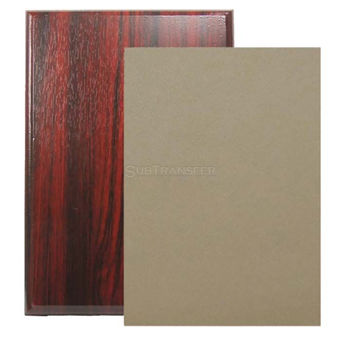 Sublimation Solid Wooden Back Panel