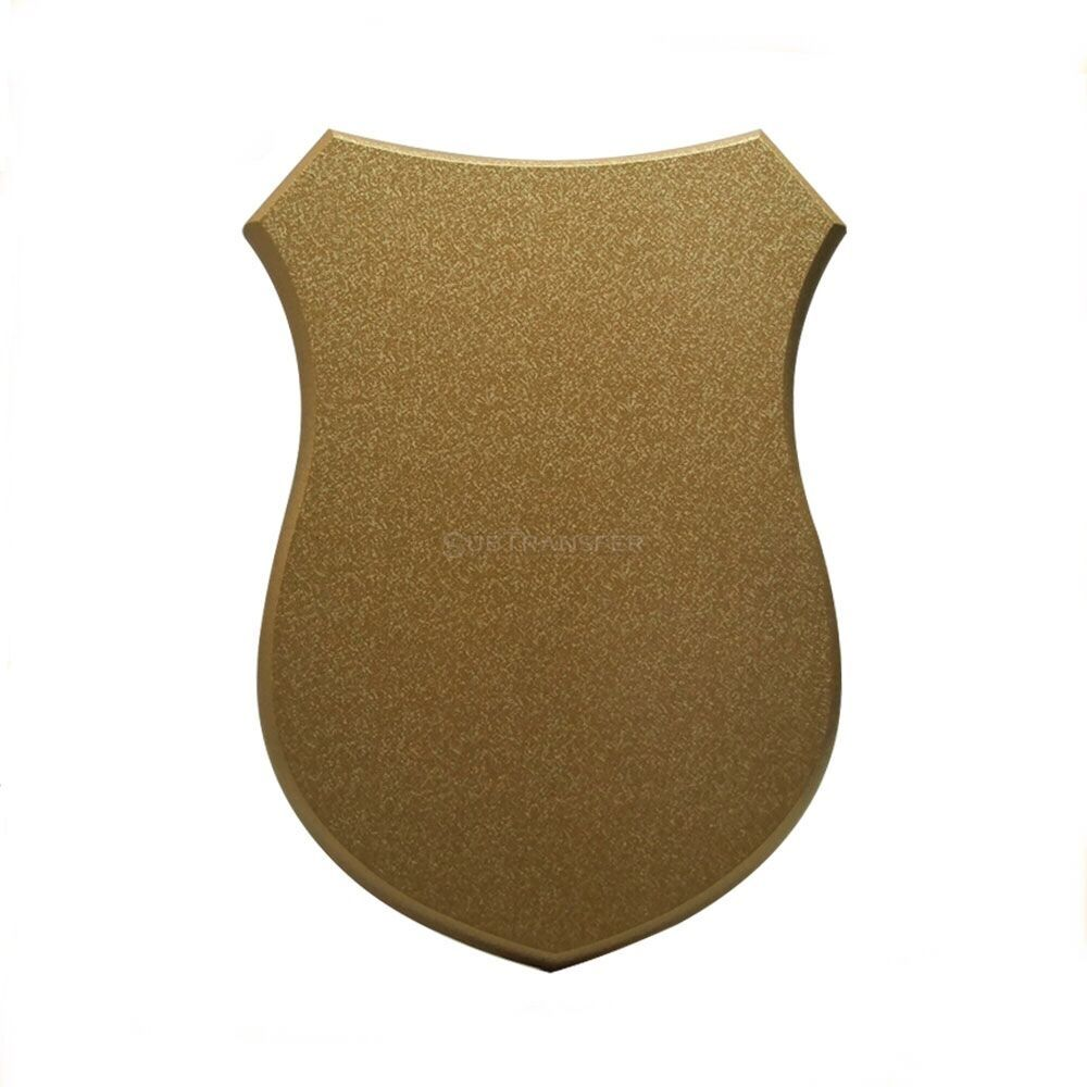 Sublimation MDF Wooden Shield Award Plaque