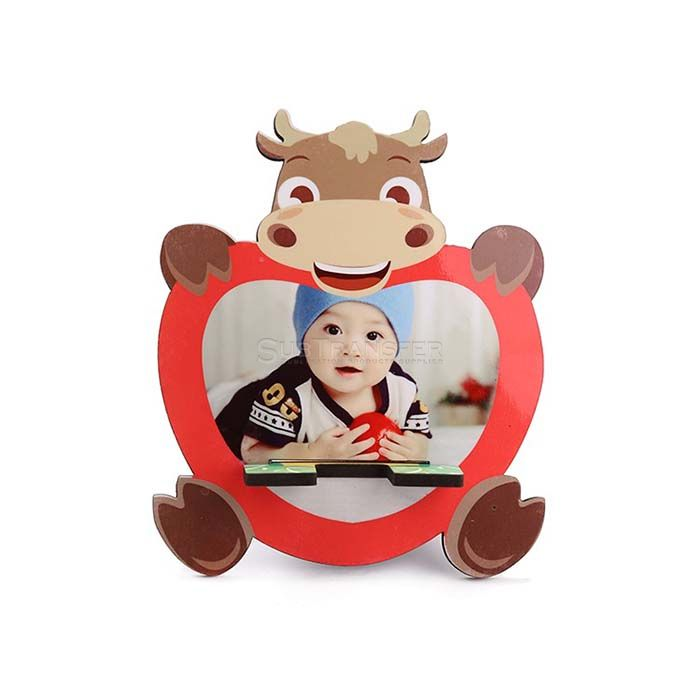 Sublimation Animals Mobile Phone Stand Ox