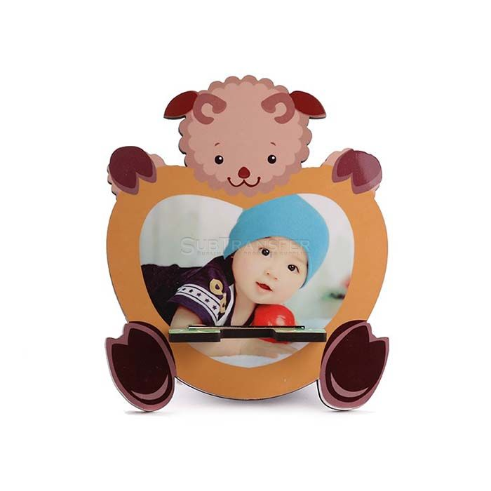 Sublimation Mobile Stand Sheep