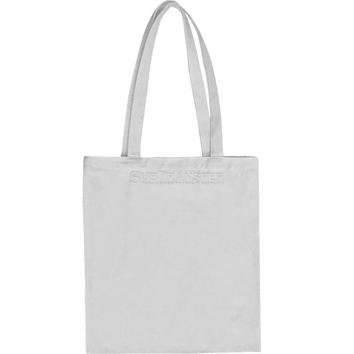 Sublimation Canvas Tote Bag