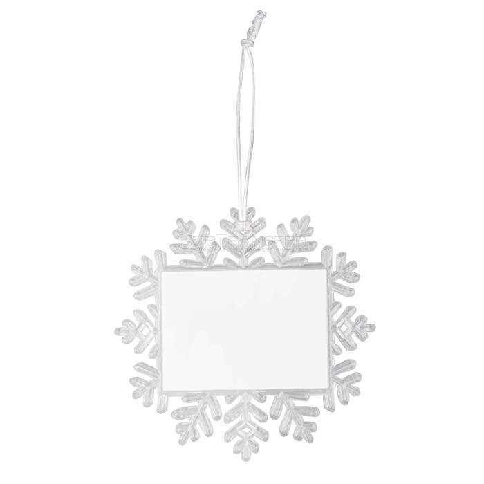 Sublimation Christmas Gift Snowflake