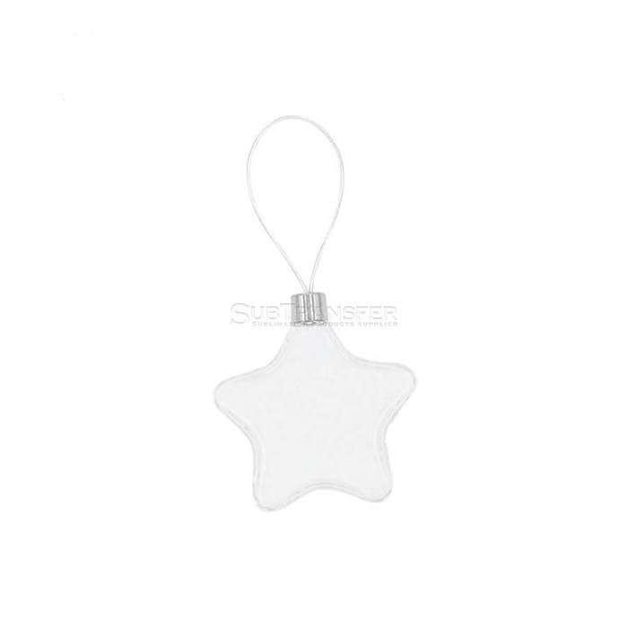Sublimation Christmas Gift Pendant