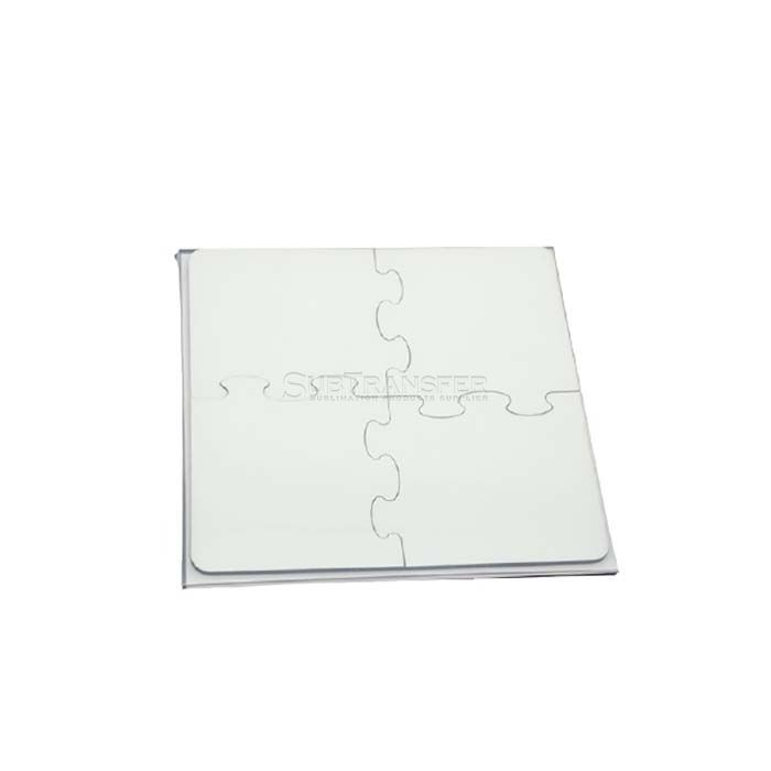 Sublimation MDF Puzzle Square