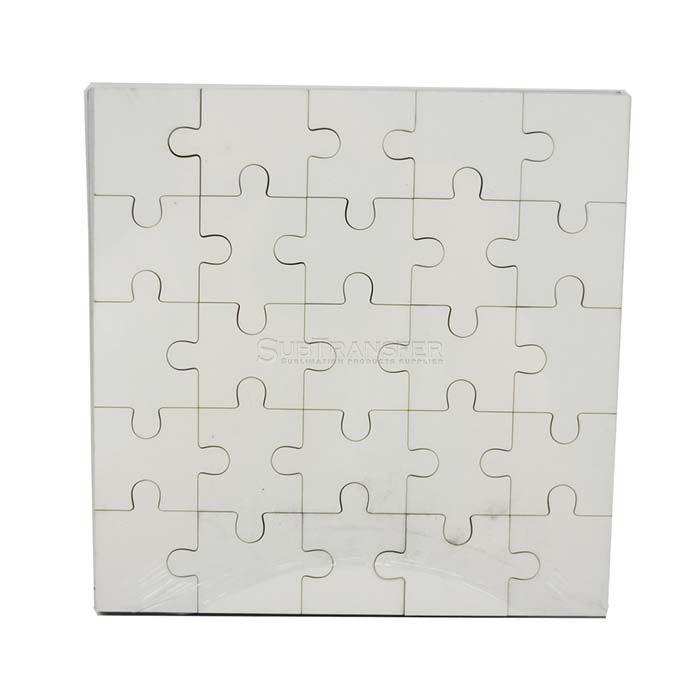Sublimation Square MDF Puzzle