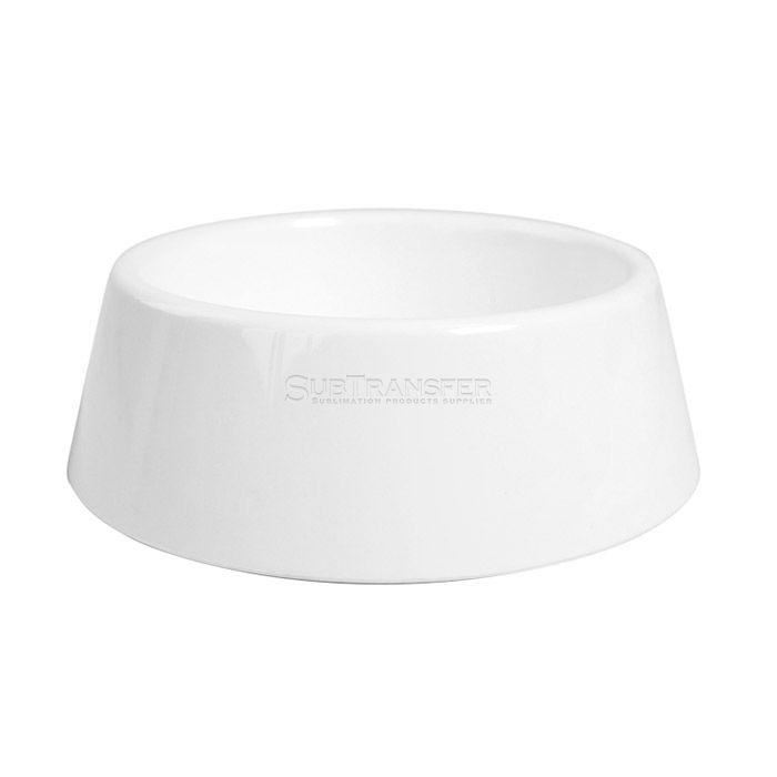 Sublimation Polymer Pet Bowl