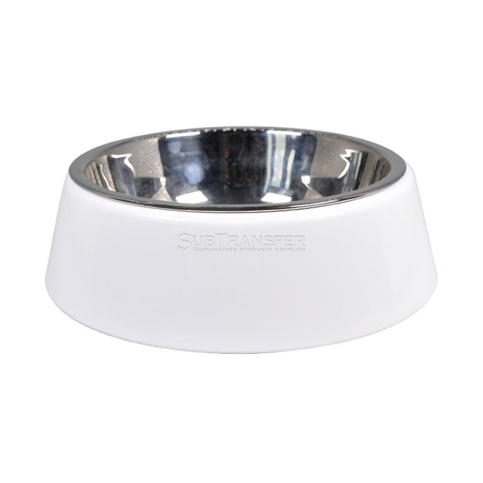 Sublimation Pet Bowl with Stainless Steel