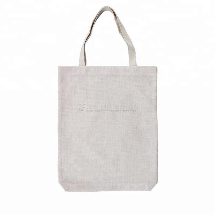 Sublimation Linen Tote Bag
