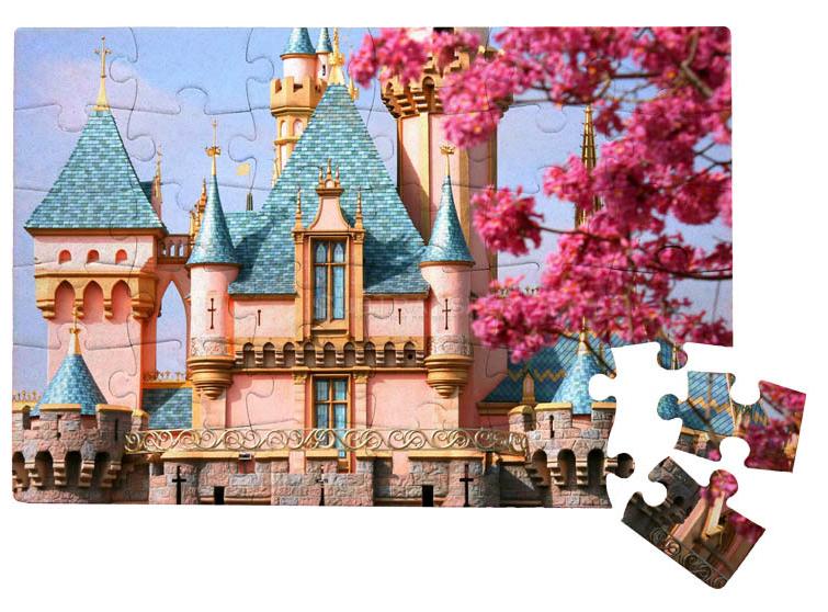 Sublimation Jigsaw Puzzle P31