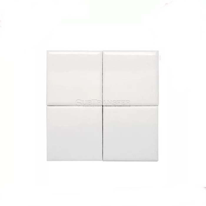 Sublimation Ceramic Tiles 4.8*4.8cm